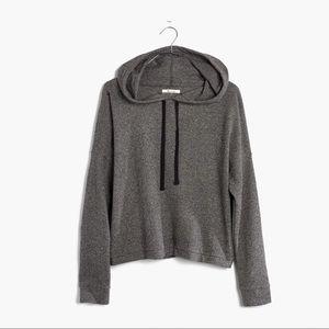 Madewell grey hoodie